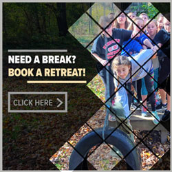 Retreats. Our mission is to help people draw closer to God through great camp experiences.